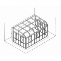 南京阳光房-南京瑞晓环保设备-弧形阳光