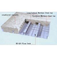 新型燕尾式楼承板