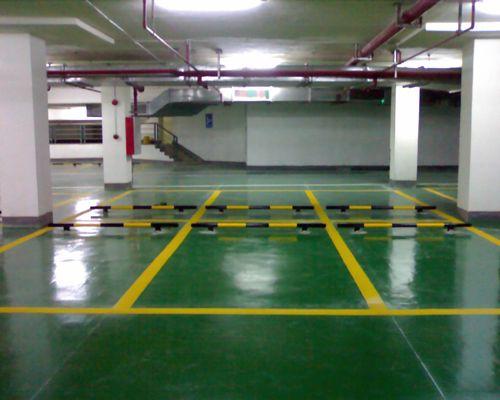 停车厂防护设施