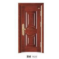 """先锋8公分钢质入户门-3D磨砂漆""""至诚"""""""