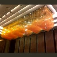 工程水晶吸顶灯 豪华水晶灯具 大型酒店商场公寓水晶吸顶灯