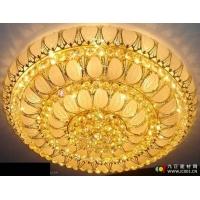 成都欧上电工 高档室内水晶灯 家装首选灯具