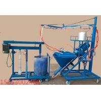 石膏基砂浆喷涂机、水泥基砂浆喷涂机、自动升降高速搅拌机