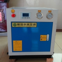 SSDR水源熱泵機組原理