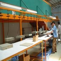 YINZHUO/银卓品牌厂家直销优质的自动喷涂流水线设备
