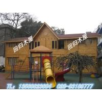 崇州幼稚园木屋43