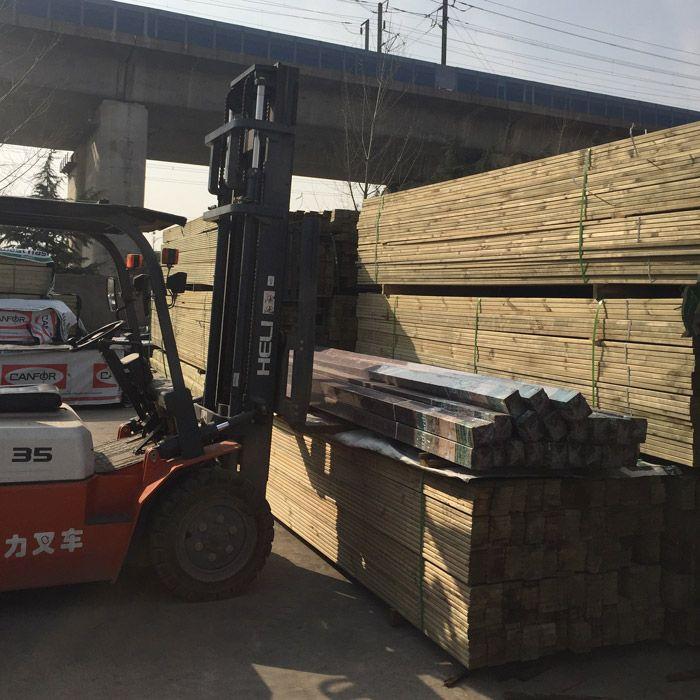 南京防腐木-江苏多又多建材有限公司