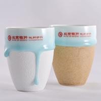 办公陶瓷杯子 礼品陶瓷杯子定制