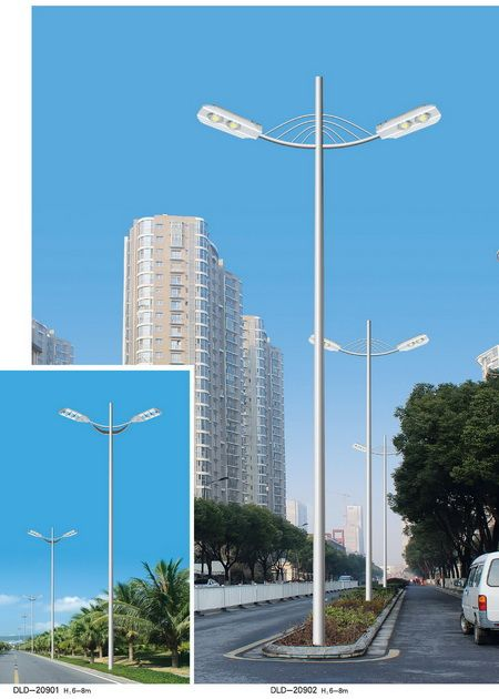 太陽能路燈-- 一體化鋰電