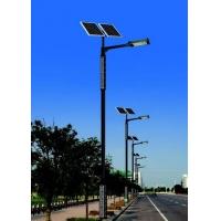太阳能锂电一体化太阳能路灯