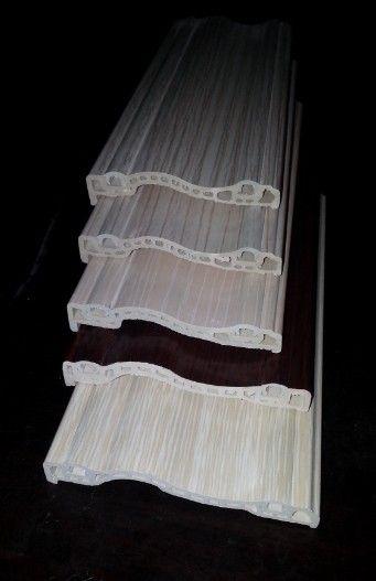 供应多种颜色生态板线条,木塑烤漆线条
