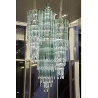 酒店工程玻璃吊灯