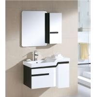 欧式简约风格小浴室柜