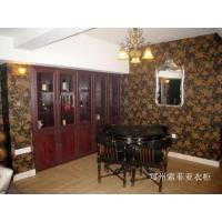 郑州索菲亚|家具定制|餐厅酒柜大气优雅