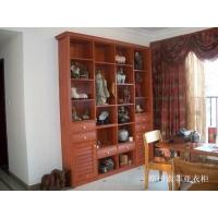 客厅配套家具定制|博古架|饰物柜