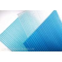 供应兰代尔8mmpc阳光板 湖蓝色阳光板价格