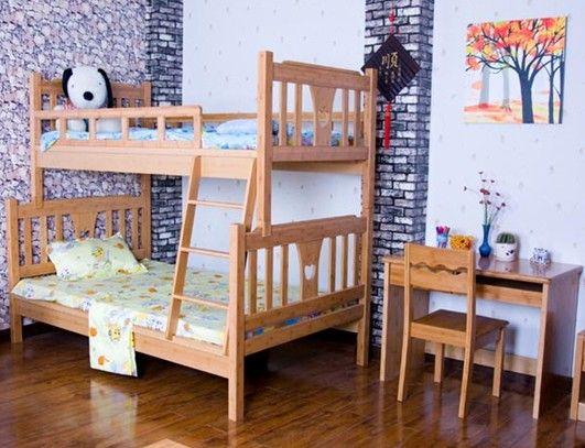 竹制儿童床竹板 图片