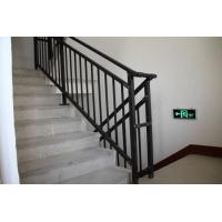 天津楼梯扶手锌钢材质静电喷涂十年不生锈