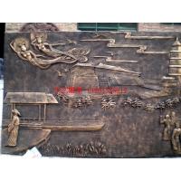 北京玻璃钢浮雕,浮雕壁画