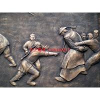 浮雕卡通,北京玻璃钢浮雕壁画