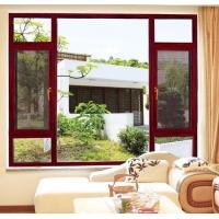翔派别墅隔热断桥铝合金窗,别墅铝合金窗,质保三年