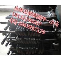 永年Q235B地脚螺栓,Q345B地脚螺杆