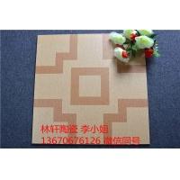 林轩特价 600*600米字花纹仿古砖 厨卫地砖 简约时尚砖