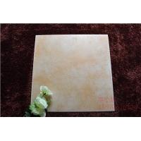林轩 600*600黄色压边瓷砖 高端大气地板砖  易清洁