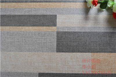 600*600灰色木纹地毯仿古砖 咖啡厅地砖 中式古典地板