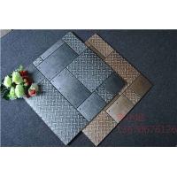 特色钢板瓷砖 600*600铁艺仿古砖 个性地砖墙砖
