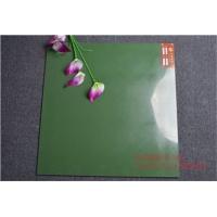 林轩 纯墨绿全抛釉瓷砖 幼儿园地板 耐酸碱 超洁亮地砖