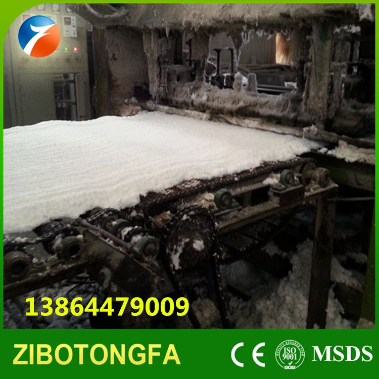 1260℃低锆陶瓷纤维毯 耐火保温棉