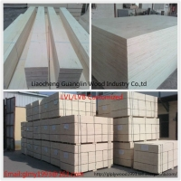 10-100mm  LVL/LVB 单板层积材 包装板