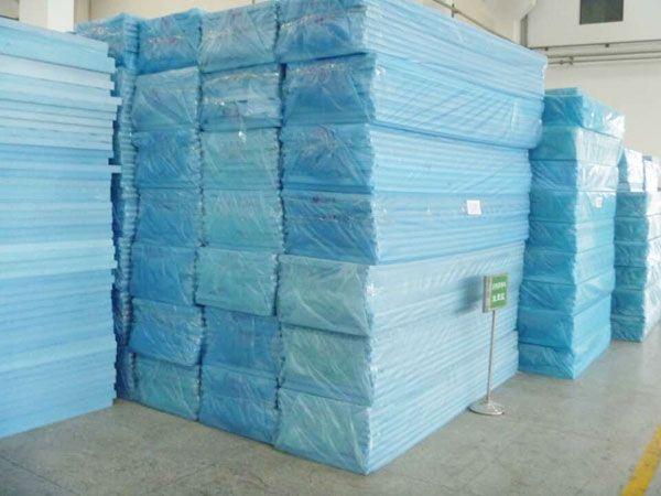 xps挤塑板b1级地暖保温板