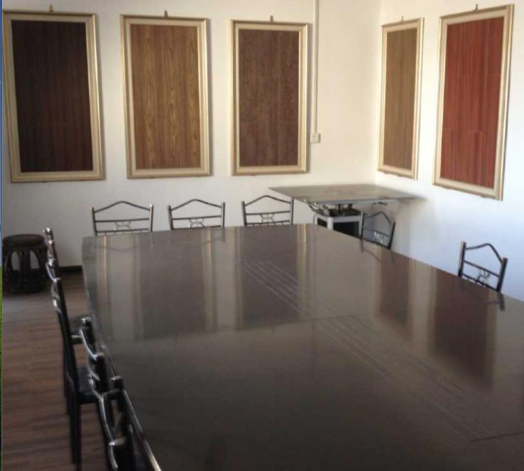 木塑室内地板