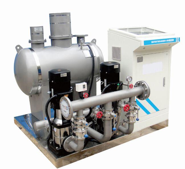 罐式无负压管网增压稳流供水设备