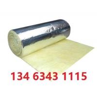 【河北大城】玻璃棉卷毡 外墙保温隔热 A级防火材料