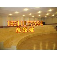 音乐教室用实木合唱台 合唱教室用大合唱台阶
