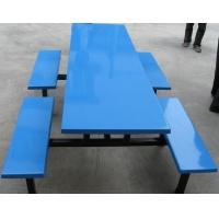 餐桌,四人连体餐桌椅,6人连体餐桌椅,8人连体餐桌椅