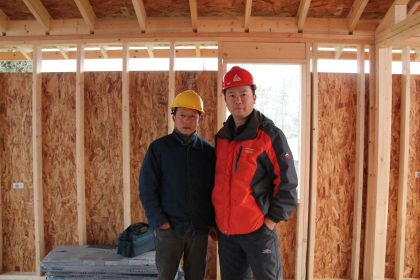 木屋施工管理与技术顾问