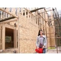 北美木框架结构木屋