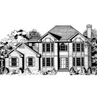 田园牧歌 木别墅
