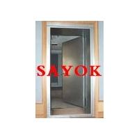钢质隔声门 钢制隔声门