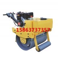 浩鸿手扶式压路机 手推单轮重型压路机性价比超强