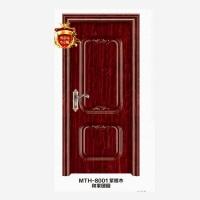 满堂红-仿实木钢化室内门