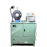 山东潍坊工程机械胶管扣压机(压管机 锁管机)