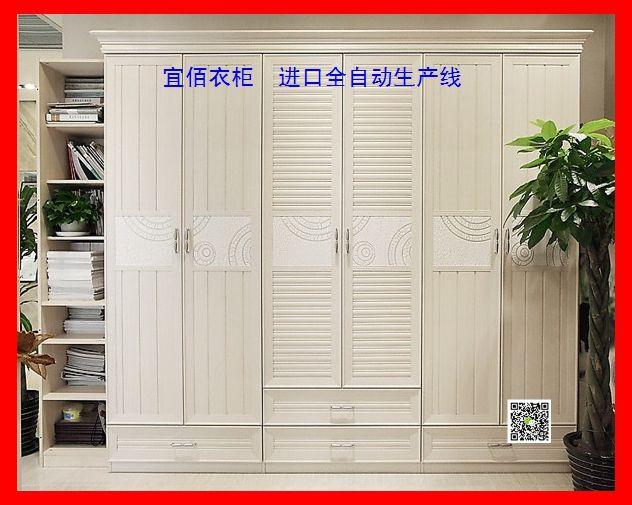 欧式移门,欧式衣柜选宜佰衣柜,进口全自动生产线,品质稳定