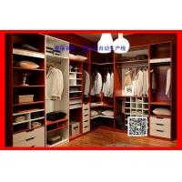 欧美衣柜壁柜 可代加工,宜佰衣柜进口全自动生产线,品质稳定