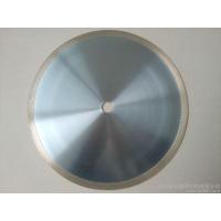超薄金刚石蓝宝石专用树脂锯片/青铜烧结金属片