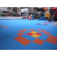 昆明悬浮拼装地板